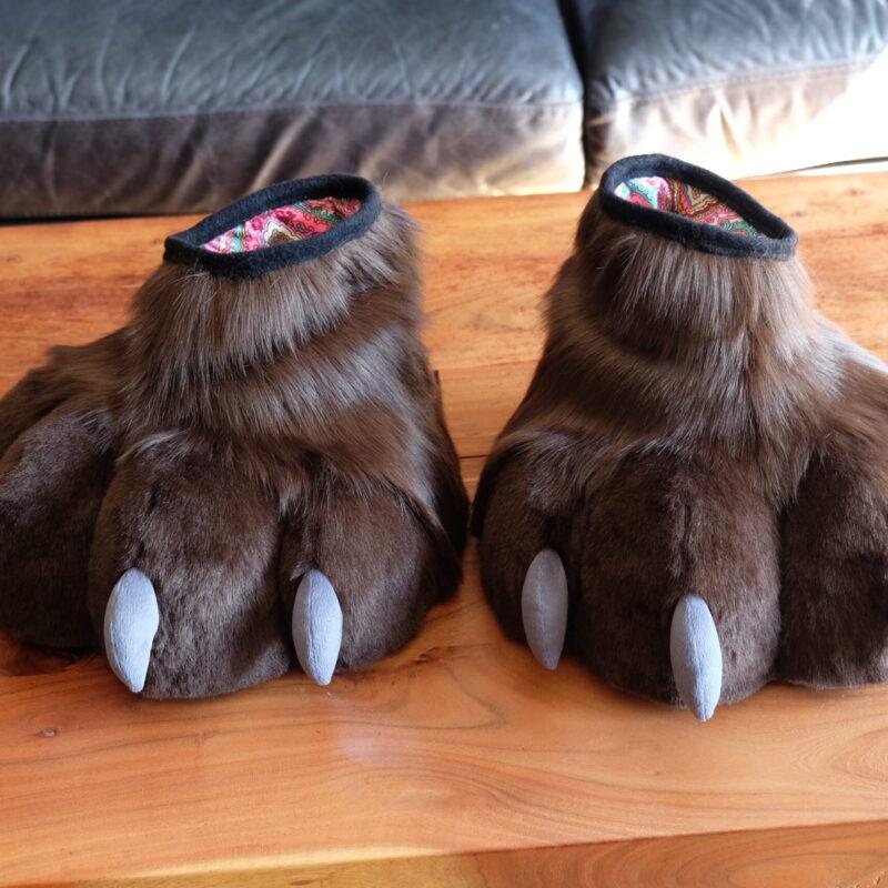 Finley Feetpaws